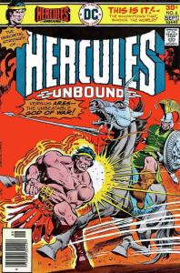 Hercules Unbound #6 FN; DC | save on shipping - details inside