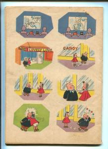 MARGE'S LITTLE LULU FOUR COLOR #131 1947-DELL-TUBBY-vg+