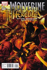 Wolverine/Hercules: Myths Monsters & Mutants #1, NM (Stock photo)