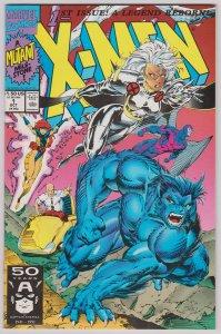 X-men #1 (1991) Beast/Storm Variant (VF/NM)