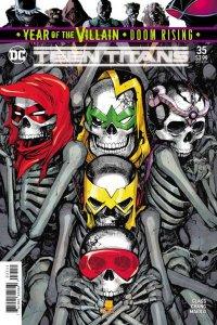 Teen Titans (2016 series) #35, NM (Stock photo)