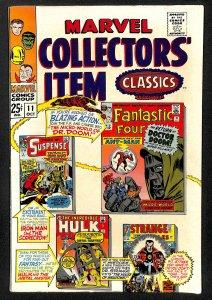 Marvel Collectors' Item Classics #11 (1967)