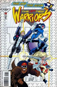 New Warriors, The #49 VF; Marvel | save on shipping - details inside