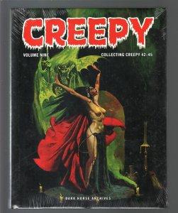 Creepy-Vol. 9-#42-45-Richard Arndt-Sealed-Hardcover-2011