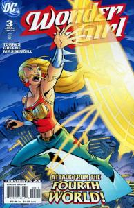 Wonder Girl #3 FN; DC | save on shipping - details inside