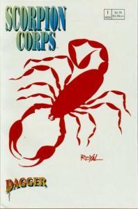 Scorpion Corps #1, NM (Stock photo)