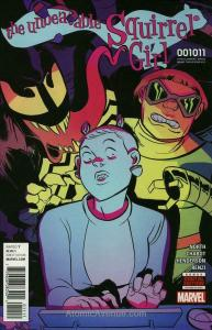 Unbeatable Squirrel Girl, The (2nd Series) #11 VF/NM; Marvel | save on shipping