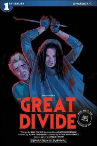 Great Divide, The #1C VF/NM; Dynamite | save on shipping - details inside