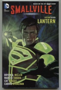 Smallville Season Eleven Volume 7 Lantern Trade Paperback 2015