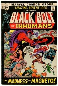 Amazing Adventures #9 (VF-/VF) 1972 Magneto! Classic Age Marvel ID001