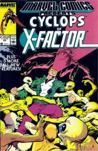 Marvel Comics Presents (1988 series) #23, NM- (Stock photo)