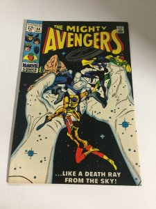 Avengers 64 Vf Very Fine 8.0 Marvel Comics Silver Age