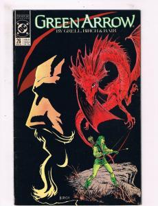 Green Arrow # 26 VF/NM DC Comic Books HIT TV Series Black Canary Shado JLA!! SW8