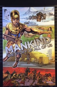 Mankind: The Story of All of Us #1 (2012) Cover A