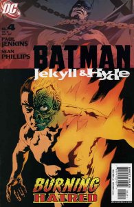 Batman: Jekyll And Hyde #4 FN; DC | save on shipping - details inside