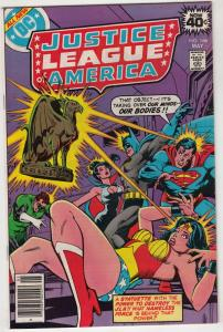 Justice League of America #166 (May-79) NM/NM- High-Grade Justice League of A...