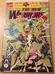 New Warriors Annual #1