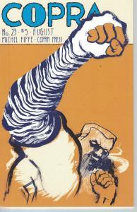 Copra #23 by Michel Fiffe Codename: Beast