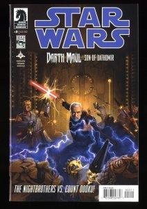 Star Wars: Darth Maul - Son of Dathomir #2 NM- 9.2