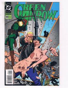 Green Arrow #94 VF DC Comics Arrow TV Show Comic Book Dixon DE21
