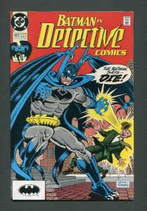 Detective Comics #622 / 9.2 NM-   October 1990