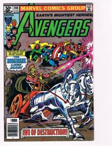 Avengers # 208 Marvel Comic Books Hi-Res Scans Awesome Issue Modern Age WOW! S10