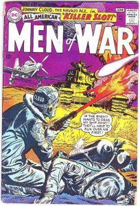 All-American Men of War #109 (Jun-65) VG+ Affordable-Grade Johhny Cloud