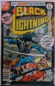 Black Lightning #1 (1977)VF+