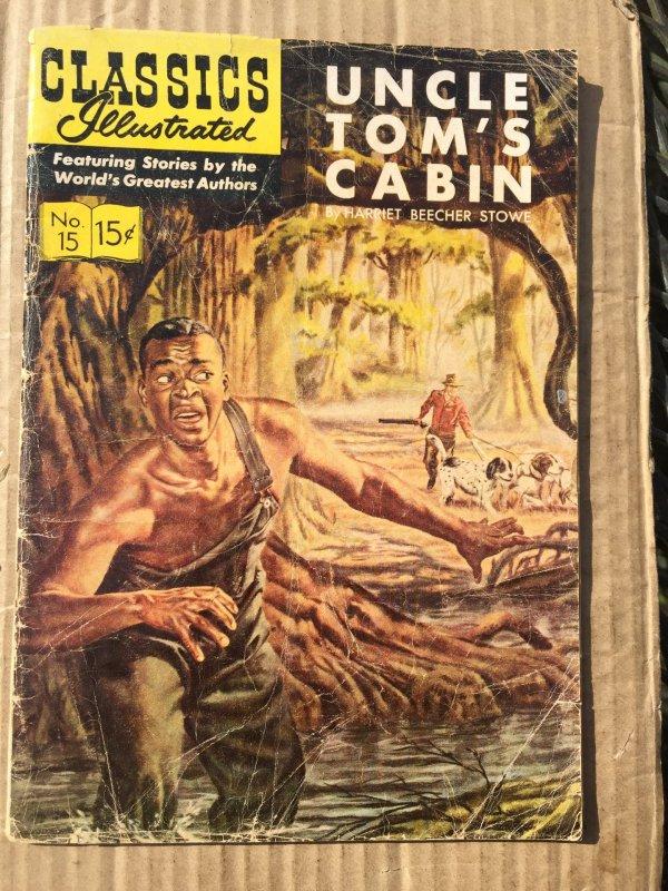 Classics Illustrated #15