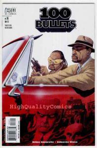 100 BULLETS #16, NM+, Brian Azzarello, Risso, more Vertigo in store, 1999