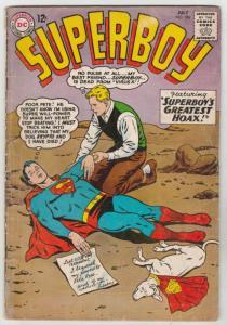 Superboy #106 (Jul-63) VG+ Affordable-Grade Superboy