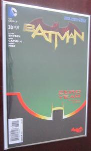 Batman (2014 2nd Series) #30A, VF