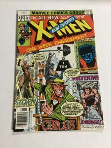 X-Men 111 Vf- Very Fine- 7.5 Marvel