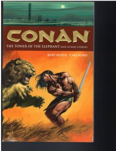 Conan: Tower of the Elephant and Other Stories (Dark Horse, 2006)