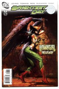 Brightest Day #8-2011 MISS MARTIAN-JOHN JONES DC comic book
