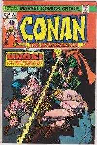 Conan the Barbarian #51