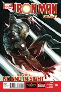 Iron Man (2013 series) Special #1, NM (Stock photo)