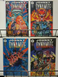 JOHNNY DYNAMITE (1994 DH) 1-4 by COLLINS & BEATTY