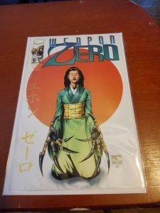 Weapon Zero #5 (1996)