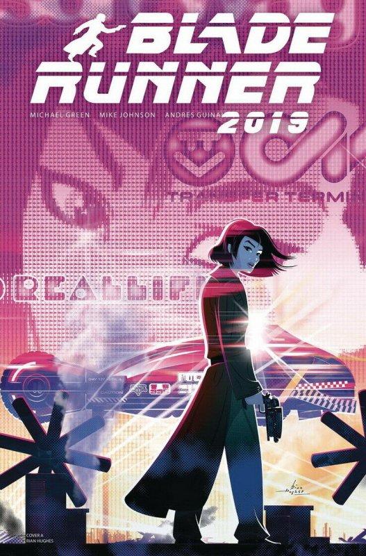 BLADE RUNNER 2019 (2019 TITAN) #6 PRESALE-01/15