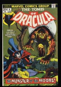 Tomb Of Dracula #6 VF 8.0 Marvel Comics