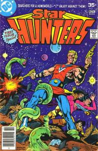 Star Hunters #1 FN; DC | save on shipping - details inside