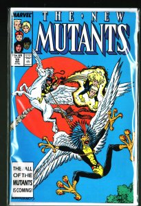 The New Mutants #58 (1987)