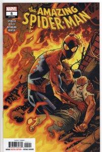 The Amazing Spider-Man #5 (2018) JW321