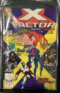 X-Factor #53 (1990)
