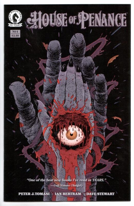 House of Penance #4 (Dark Horse, 2016) - New/Unread (NM)