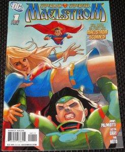 Superman/Supergirl: Maelstrom #1 (2009)