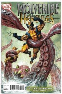 Wolverine/Hercules: Myths, Monsters & Mutants #4 (2011) (VF-NM)