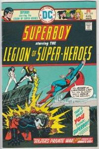 Superboy #210 (Aug-75) VF/NM High-Grade Superboy, Legion of Super-Heroes