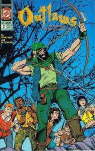 Outlaws, The (DC) #2 VF/NM; DC | save on shipping - details inside
